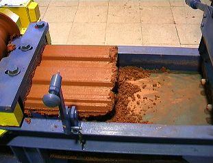 Изготовление цементно-песчаная черепица своими руками